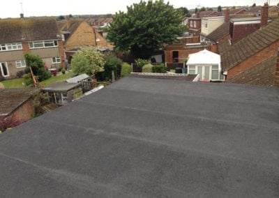 3 Layer Felt Roof Tilbury Essex