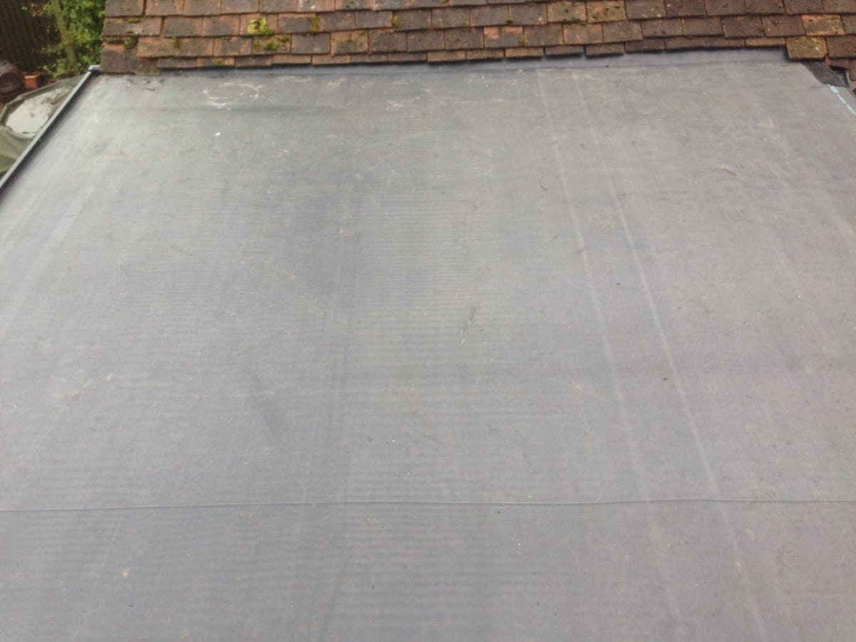 Rubber Roof Hornchurch Essex