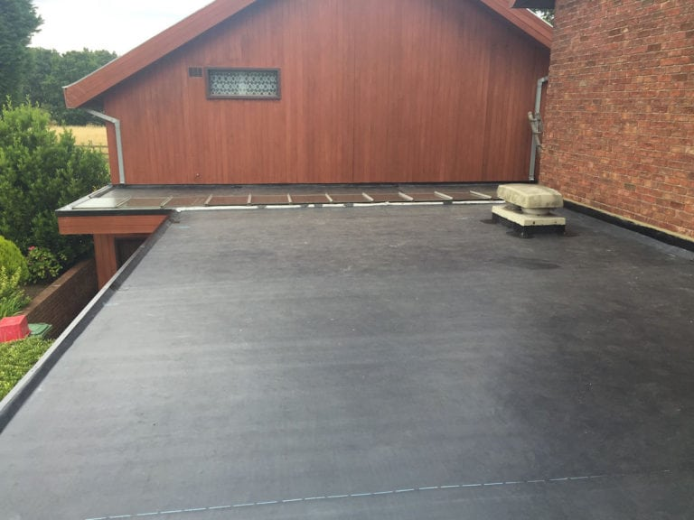Rubber Roof Ingatestone Essex 2