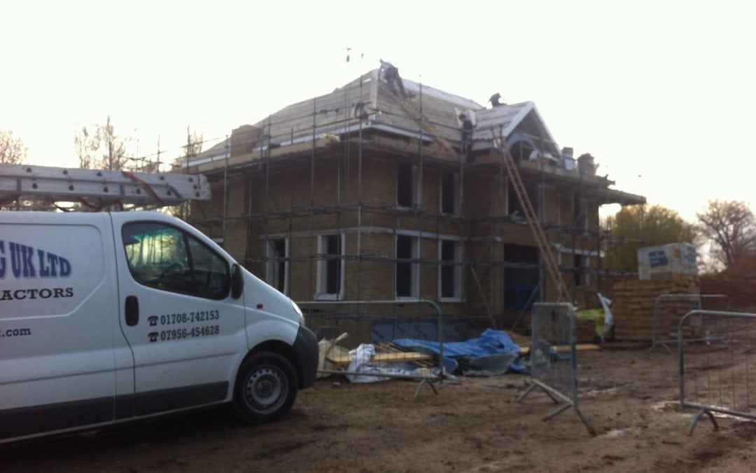 Slate Roof in Brentwood Essex