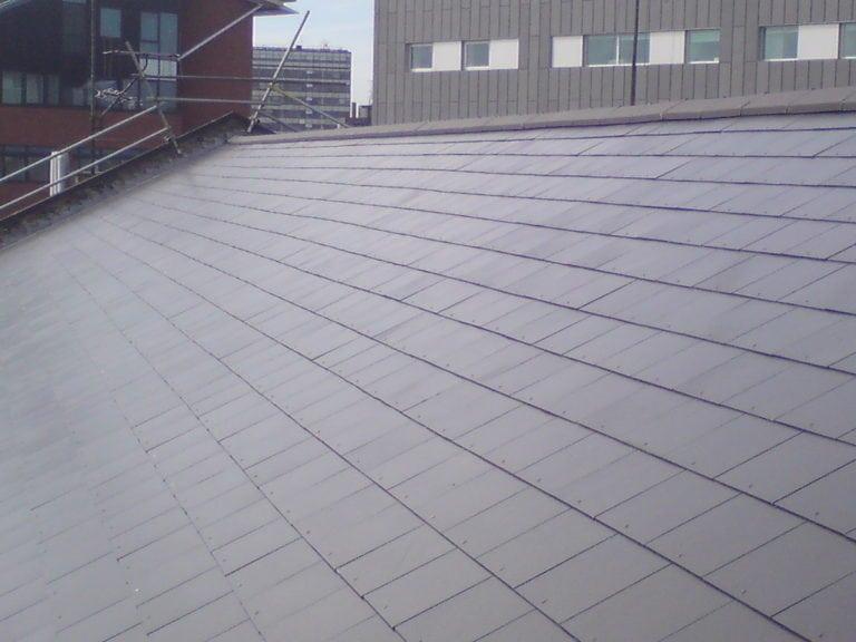 Slate Roof UCL University London