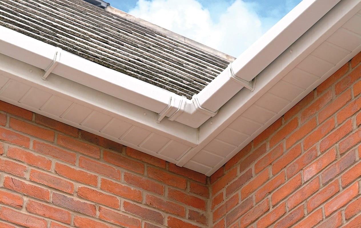 Upvc Fascia Soffits Amp Guttering Mike Horizon Roofing