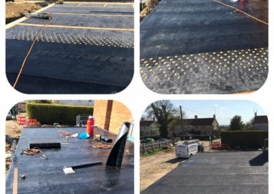 3 Layer Felt Roofing System Mike Horizon Roofing
