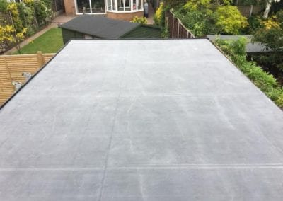 Outdoor play room in EPDM rubber
