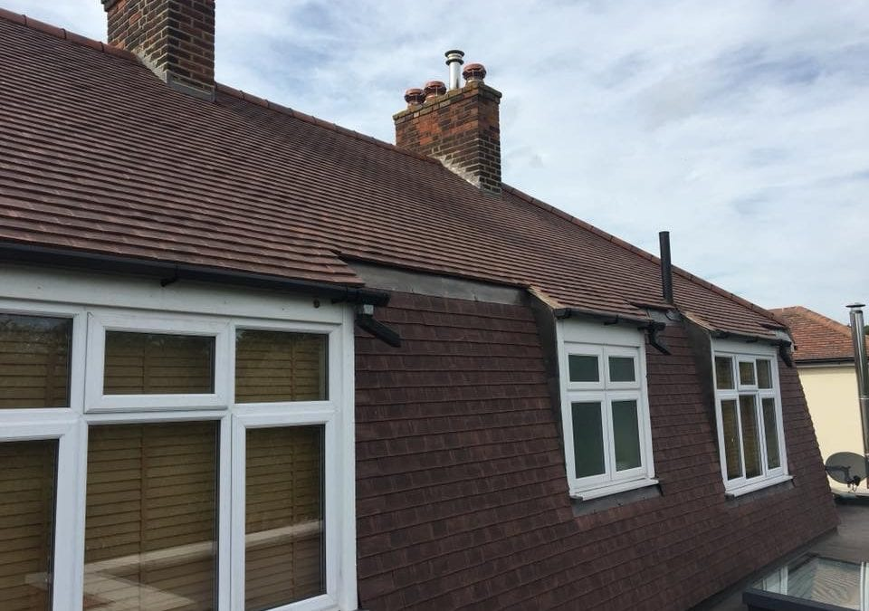 Strip and re-tile in Romford, Essex