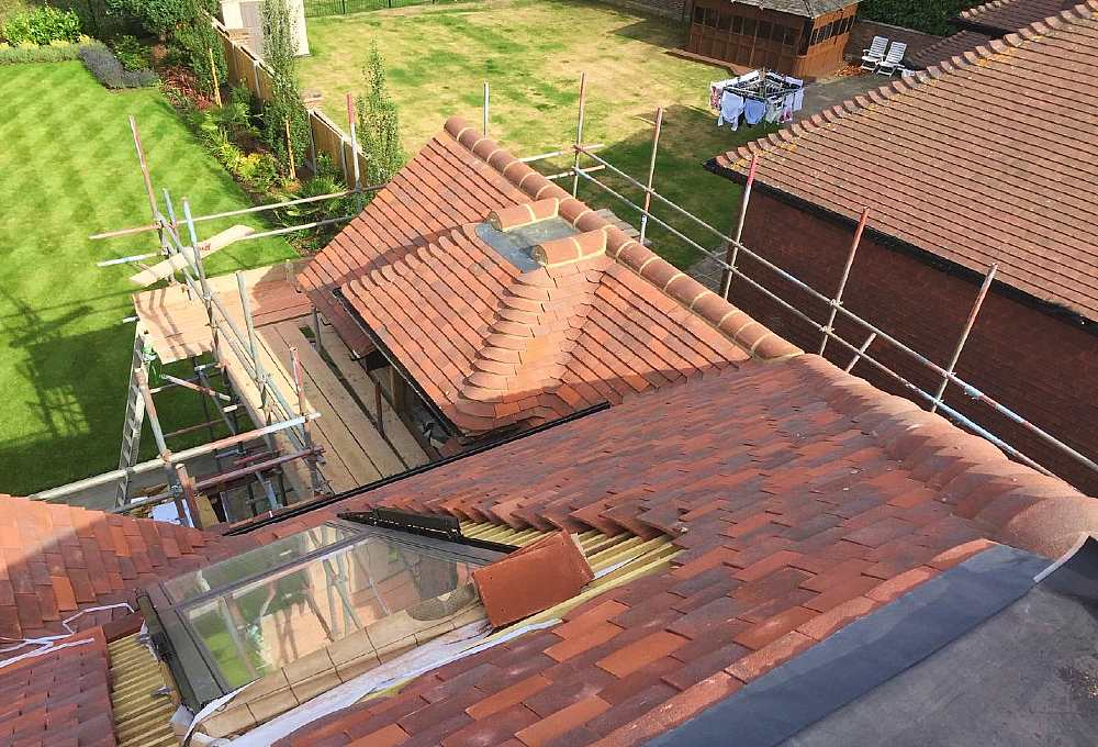 New roof tiles - Roofer in Essex